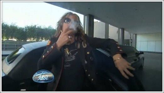 steven tyler defaces usmc dress blue jacket 04